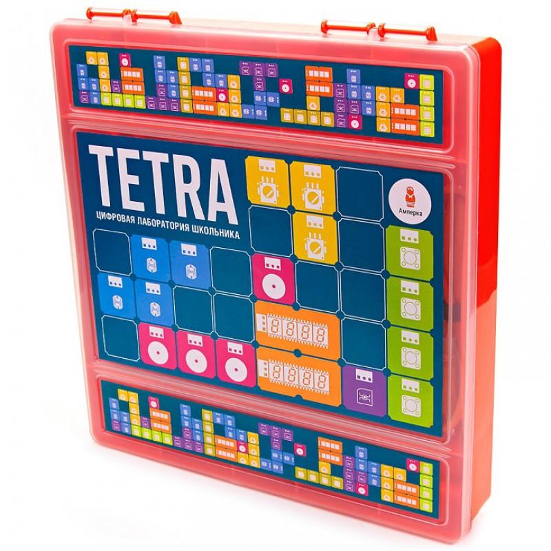 Конструкторы Tetra