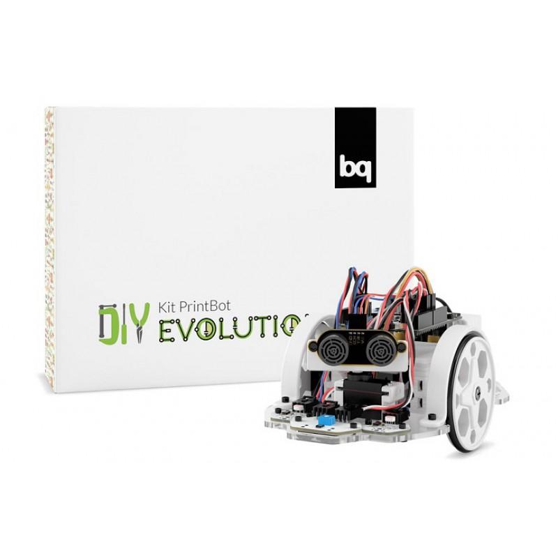Конструкторы BQ PrintBot Evolution